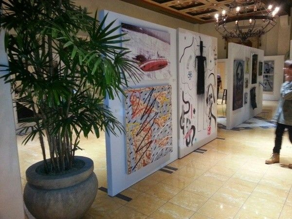 Temporary Amp Portable Art Gallery Walls For Sale In Orange